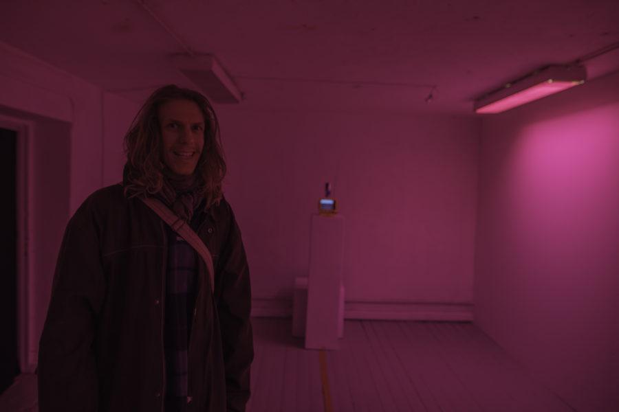 "Reportaaž: audiovisuaalne ""DA7A"" kõrgema kunstikooli moodi"