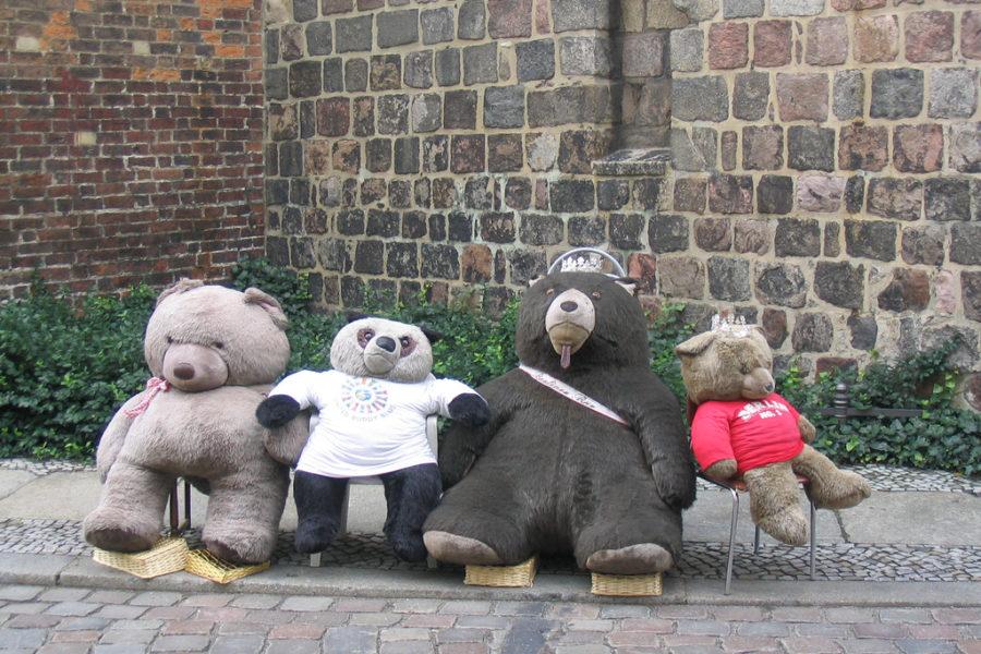 Lugu sellest, et keegi ei tea, miks Berliini sümbol on karu