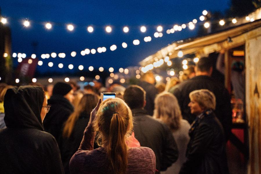 Moodne kultuurifestival säriseb, käriseb, väriseb