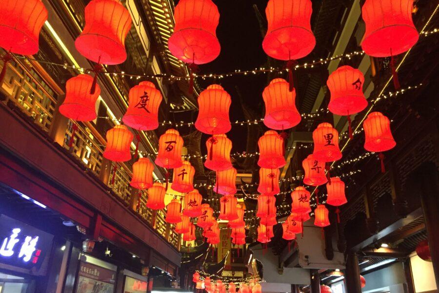 Kultuurišokk Hiina moodi: loominguline liiklus, sala-paparatsod ja intensiivkaubandus