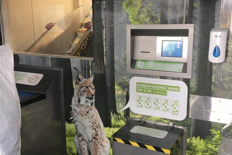Eile nägin ma Eestimaa taaraautomaate